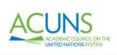 Conf.: ACUNS Annual Meeting