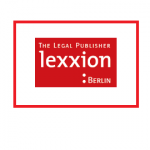Lexxion, The Legal Publisher, Berlin
