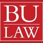 Boston University Law logo