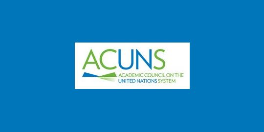 Academic Council on the United Nations System