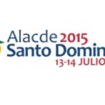 Alacde 2015 Santo Domingo