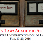 Poverty Law - Academic Activism