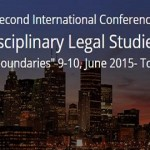 Second International Conference —Interdiciplinary Legal Studies 2015
