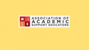Association of Academic Support Educators AASE