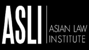 Asian Law Institute (ASLI)