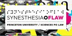 Synesthesia of Law, Princeton University and Sciences Po Law