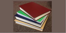 photo of 4 law books