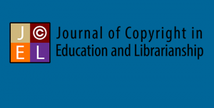 CFP Deadline: Journal of Copyright in Education and Librarianship