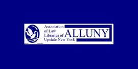 Association of Law Libraries of Upstate New York (ALLUNY)