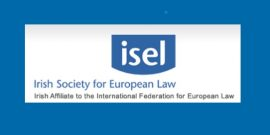 Irish Journal for European Law