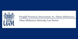 Adam Mickiewicz University Law Review