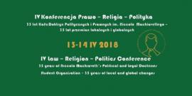 Law - Religion - Politics