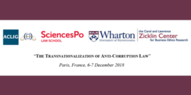 transnationalization of anti-corruption law