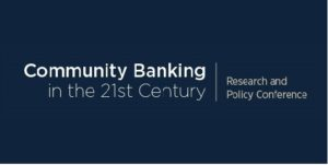 Community Banking in the 21st Century @ Federal Reserve Bank of St. Louis, MO