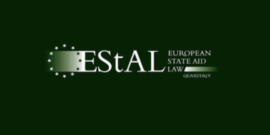 European State Aid Law Quarterly