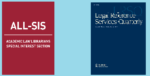 logos of AALL ALL-SIS and LRSQ