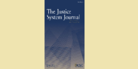 Justice System Journal image