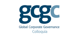 Conf.: Global Corporate Governance Colloquia