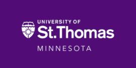 University of St. Thomas Minnesota Logo